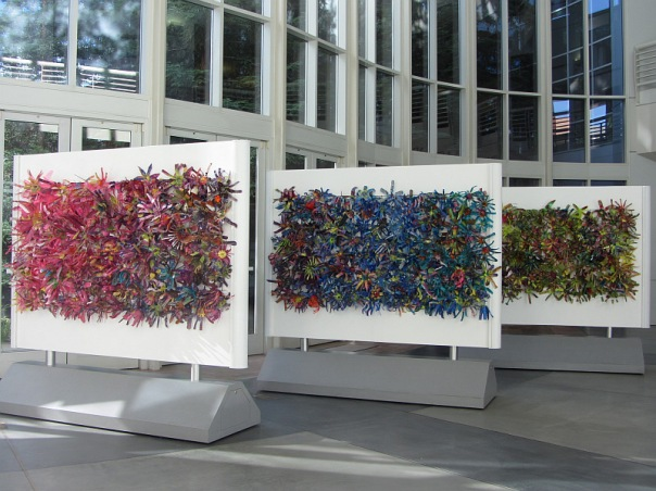 Redemption Garden by Open Studio Artists at Lakeside