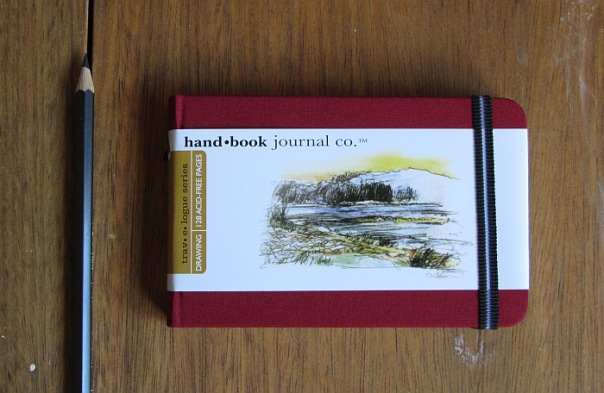 Hand Book Journal Sketchbook