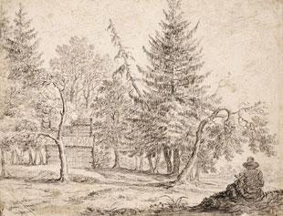 Willem van Bemmel Landscape